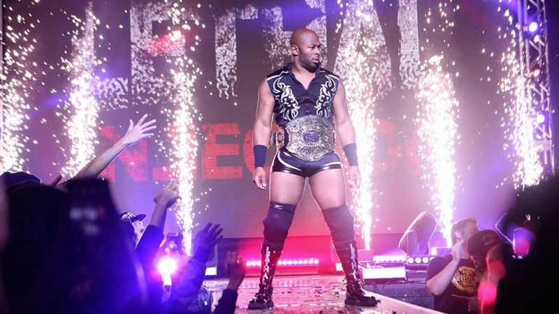 The two-time ROH World Champion may be out for a while