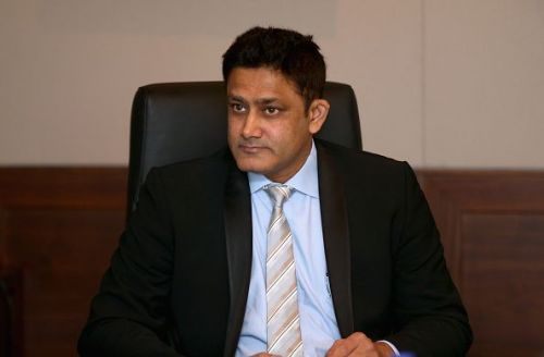 Kumble last coached the Indian Cricket Team in 2017