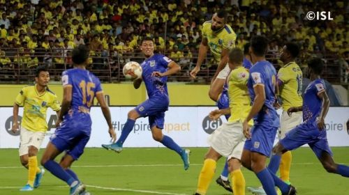 Kerala beat Mumbai 1-0 (Credits: IS)