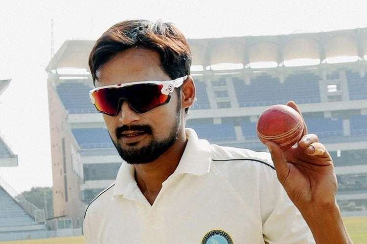 Shahbaz Nadeem can make his much awaited Test debut for India tomorrow