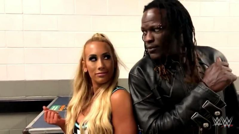 WWE News: Shinsuke Nakamura, Carmella, R-Truth, and others drafted in the third and fourth rounds on Night Two