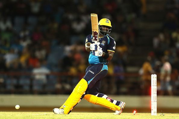 St Lucia Zouks v Barbados Tridents - 2019 Hero Caribbean Premier League (CPL)