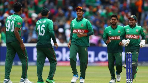 Bangladesh's cricketers have gone on strike