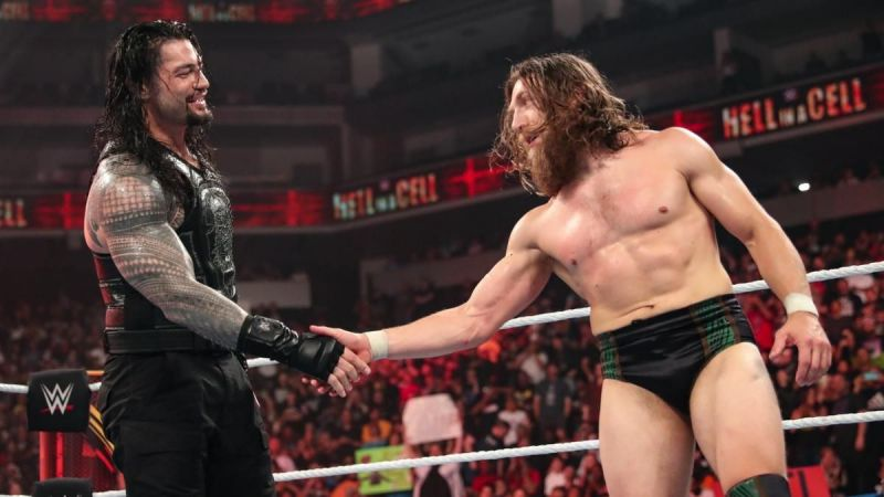 Roman Reigns vs. Daniel Bryan last took place on WWE TV in 2015