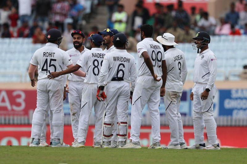 भारतीय टीम की एकतरफा जीत (Photo: BCCI)