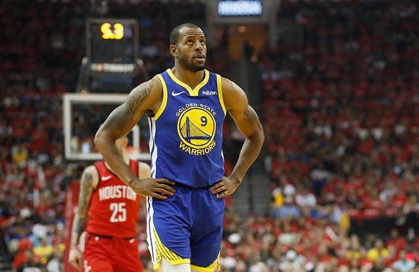 Andre Iguodala is among the players likely to be traded during the 2019-20 NBA season