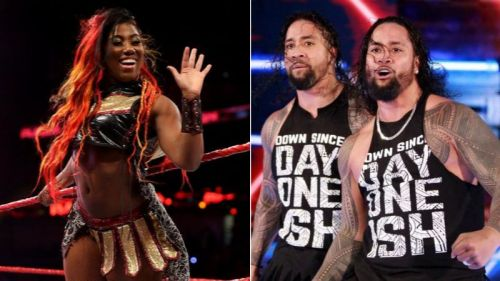 Ember Moon and The Usos will not be in the WWE draft