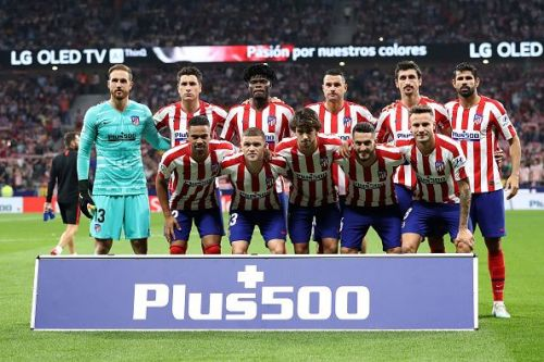Atletico Madrid have coped well with the summer departures
