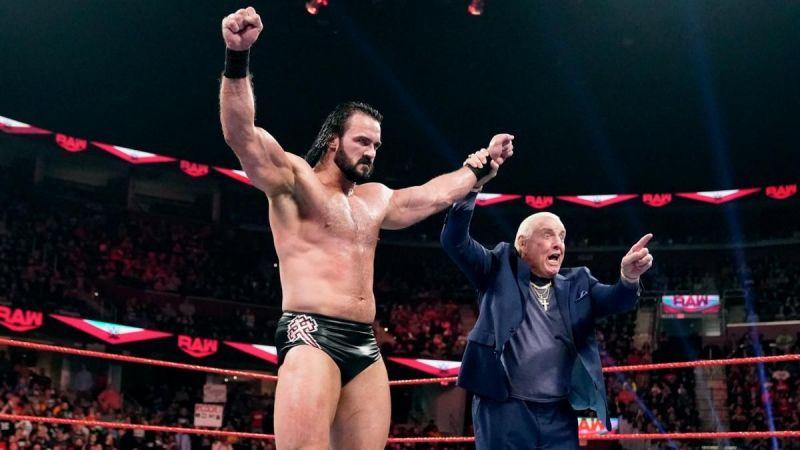McIntyre made his big return to WWE RAW this week