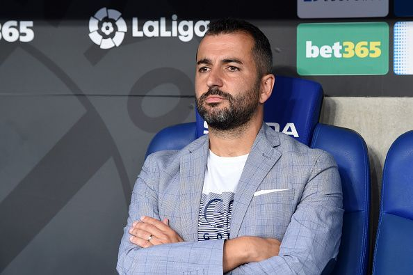Diego Martinez was hired after Migue Angel Portugal failed to get promotion to La Liga.