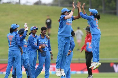 India Women won the ODI series 3-0