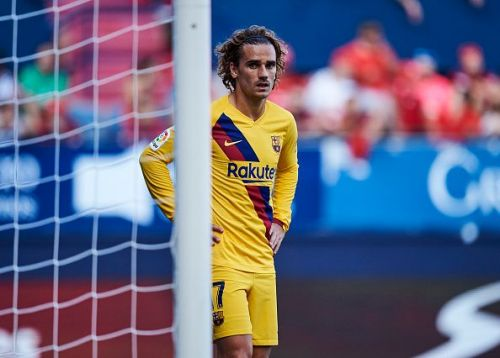 Antoine Griezmann has given himself a new challenge at Barcelona.