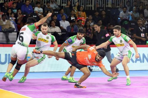 U Mumba became the fourth team to qualify for the PKL 2019 playoffs after beating the Patna Pirates