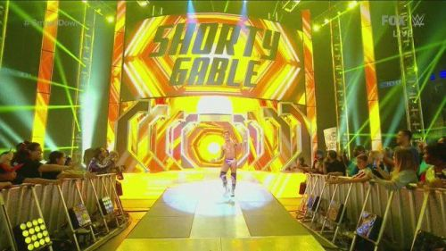 Chad Gable debuted his new name this week on Friday Night SmackDown