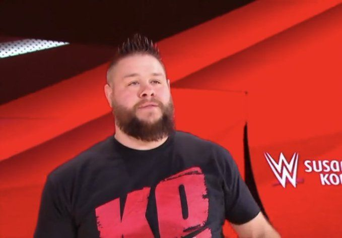 Kevin Owens helped out The Street Profits on WWE RAW