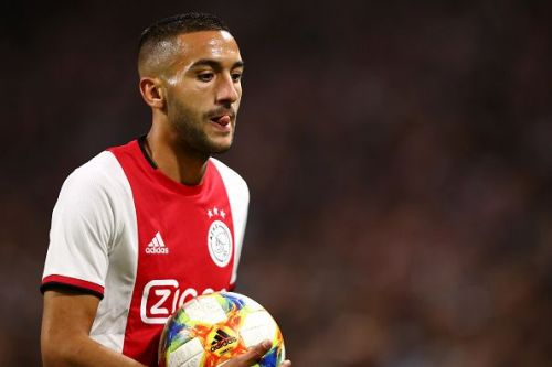 Hakim Ziyech is fit and available for the reigning Dutch champions.