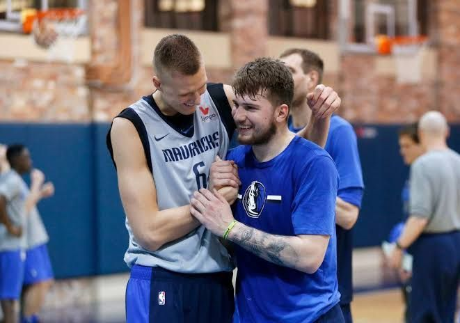 Dallas Mavericks possess one of the most promising duos in recent history