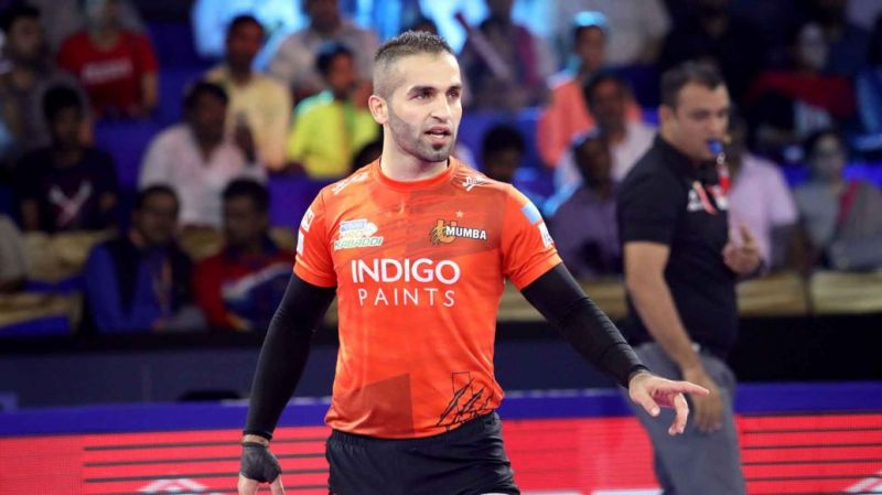 Fazel Atrachali continued his fine form in the Pro Kabaddi League