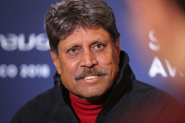 Kapil Dev is a former World Cup-winning captain