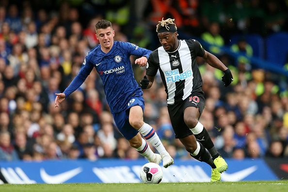 Chelsea FC v Newcastle United - Premier League