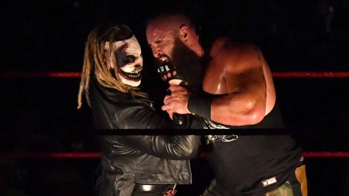 The Fiend went after Seth Rollins at Clash of Champions; what if he had targeted Braun Strowman instead?