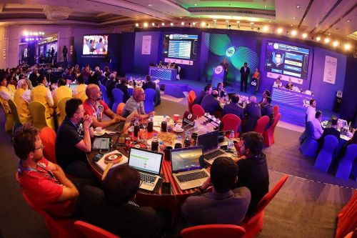 The IPL auction will be held in Kolkata on 19 December.