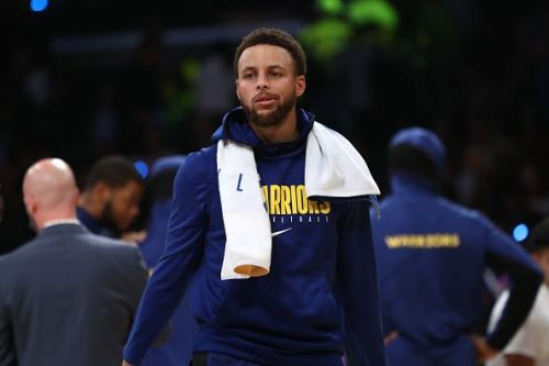 Steph Curry will be vital to the Warriors as they seek a playoff berth