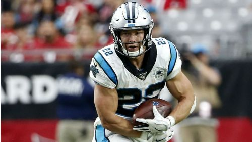 Christian McCaffrey - cropped