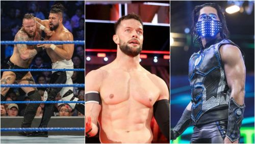 WWE could build upon a number of stories and a new faction this week