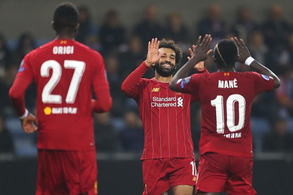 Liverpool will be hoping to return to winning ways in the Premier League after their draw against Manchester United last time around.