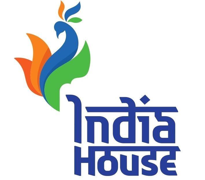 इंडिया हाउस लोगो