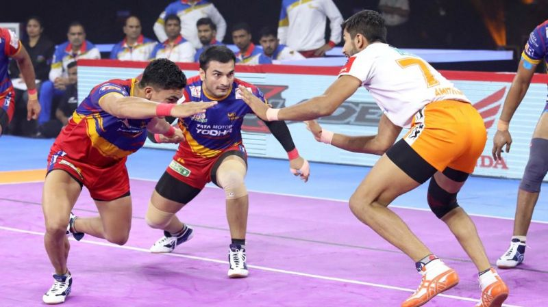The raiders of Puneri Paltan need to bring their 'A' game to the table
