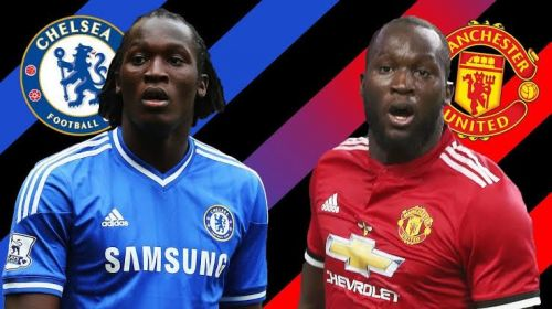A number of word stars have represented both Manchester United and Chelsea