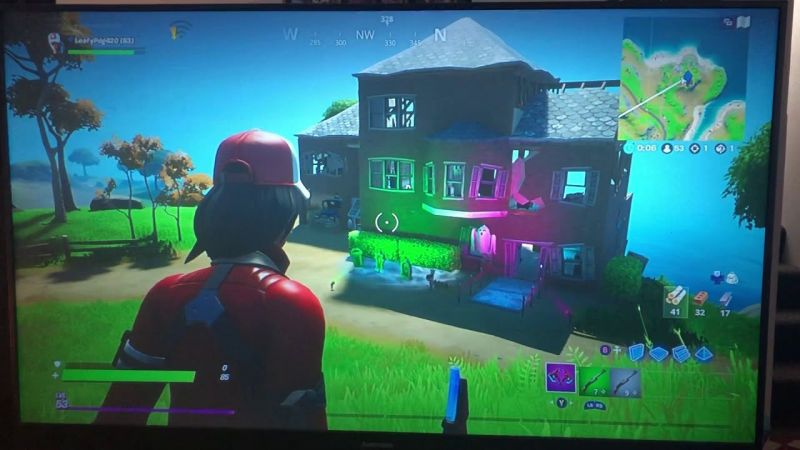 Image result for haunted forest fortnitemares chest