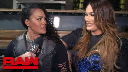 Tamina and Nia Jax