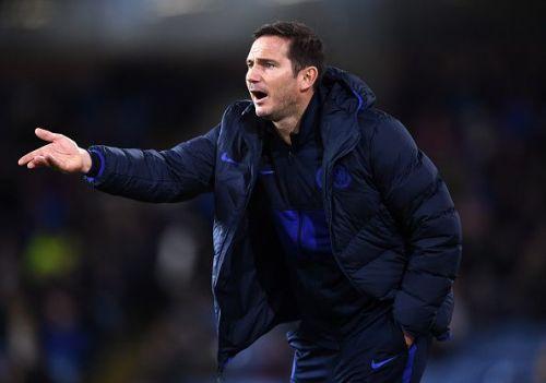 Frank Lapard has molded Chelsea into a team