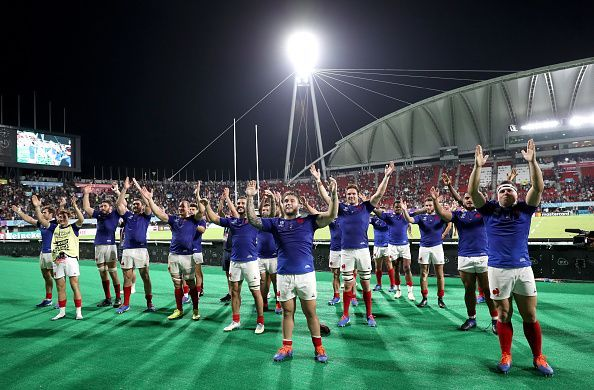 France v Tonga - Rugby World Cup 2019: Group C