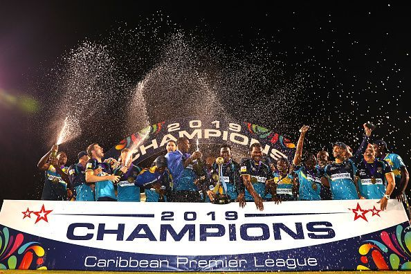 Guyana Amazon Warriors v Barbados Tridents - 2019 Hero Caribbean Premier League Final (CPL)
