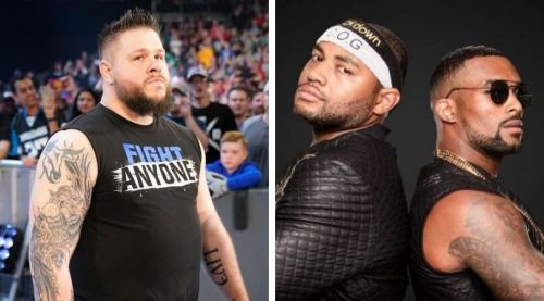 Kevin Owens and Street Profits