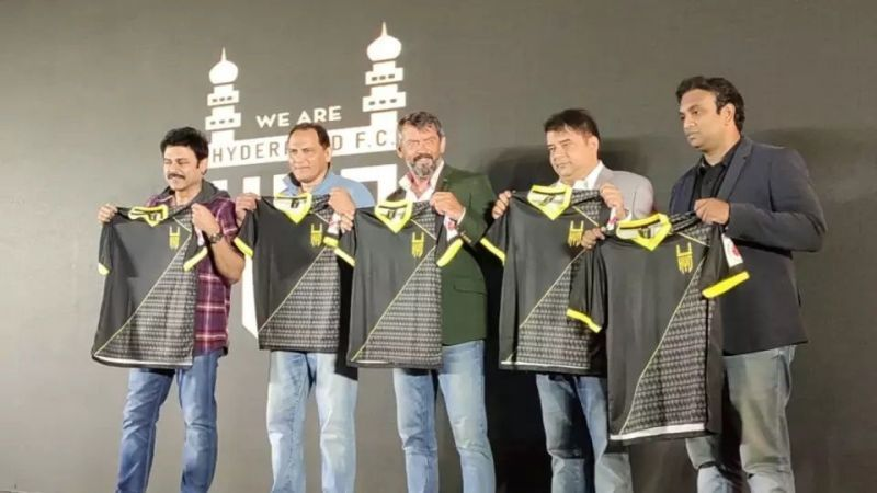 Hyderabad FC will make their ISL debut this season