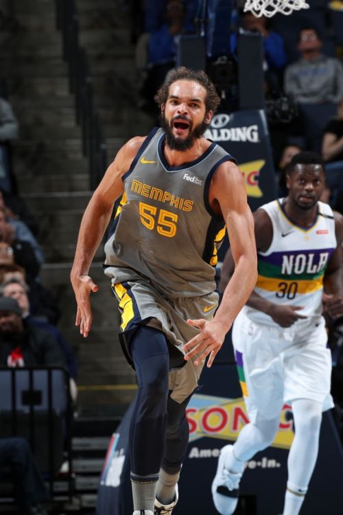 Joakim Noah worked out for the Lakers, and was scheduled with the Clippers, but the latter was scrapped.