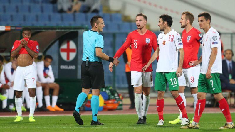 Bulgaria v England - cropped