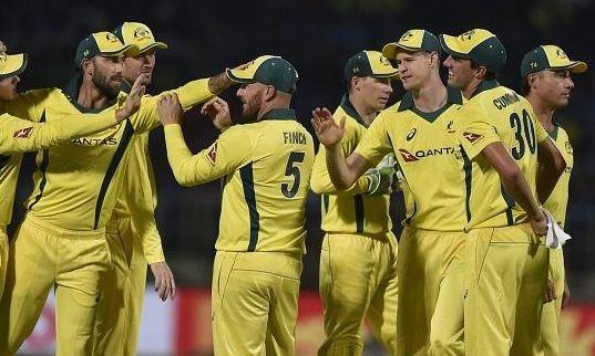 ऑस्ट्रलियाई टीम