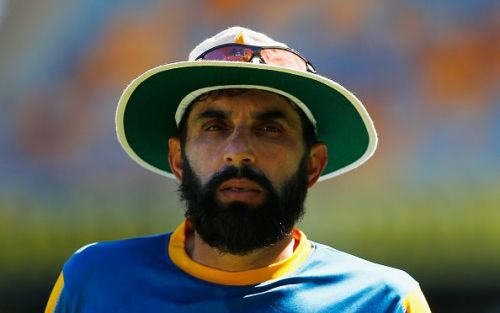 Misbah-ul-Haq has come under fire after Pakistan's T20I series loss against Sri Lanka.