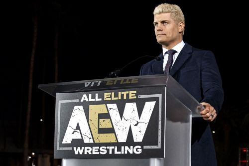 We had the chance to ask Cody Rhodes all about Kenny Omega's remarks.