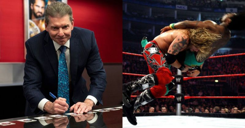 Will Vince McMahon and the WWE doctors allow Edge to return?
