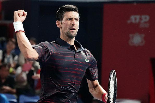Rakuten Open - Novak Djokovic