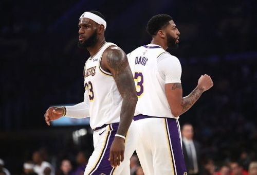 LeBron James and the Los Angeles Lakers are all set to feature on NBA opening night