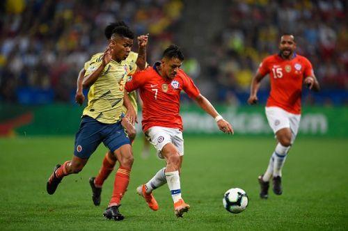 Colombia v Chile: Quarterfinal - Copa America Brazil 2019