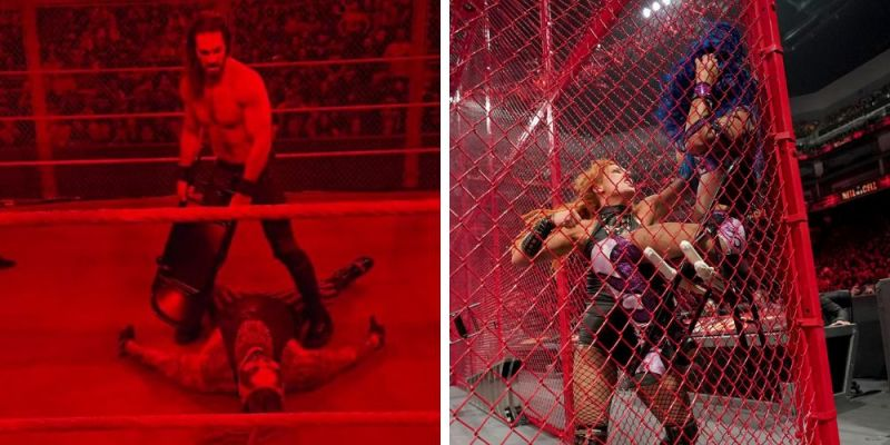 WWE Hell in a Cell 2019 Results, October 6th: Hell in a Cell Winners, Grades, Video Highlights